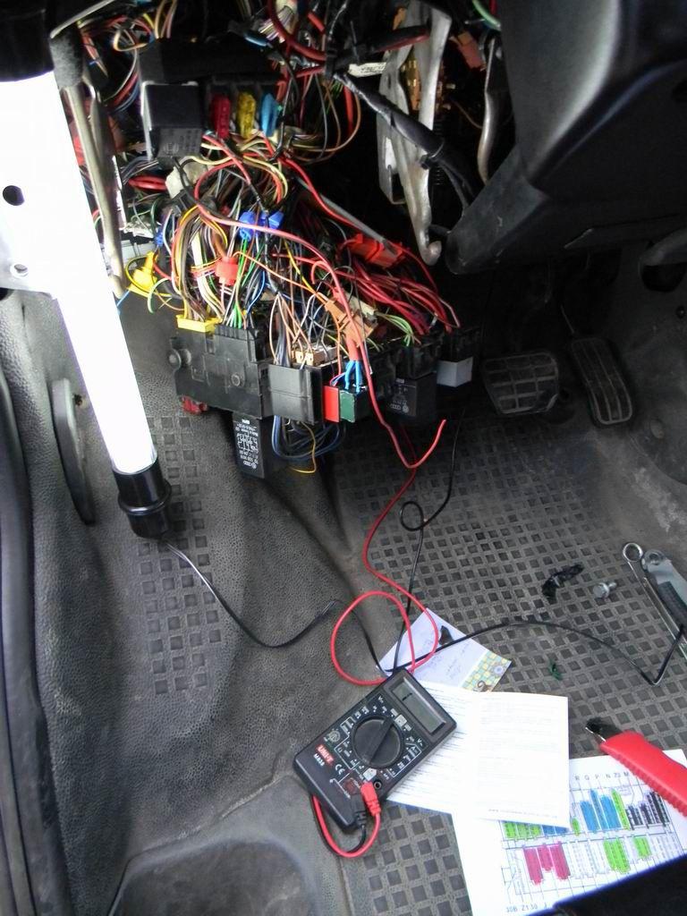 Датчик экстренного торможения ESS Volkswagen