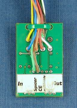 Эмулятор катализатора Spider-CEMM многорежимный